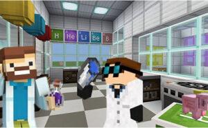 Minecraftサイエンス詳細