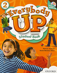 Everybody Up Student Book 2