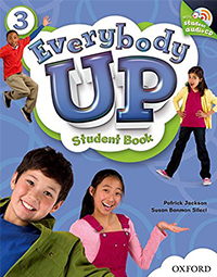Everybody Up Student Book 3