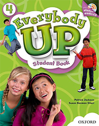 Everybody Up Student Book 4