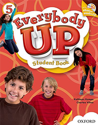 Everybody Up Student Book 5
